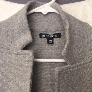 J. Crew Factory Jackets & Coats - Gray Sweater Blazer